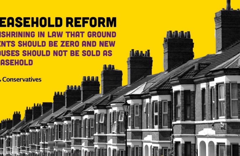 Leasehold reform
